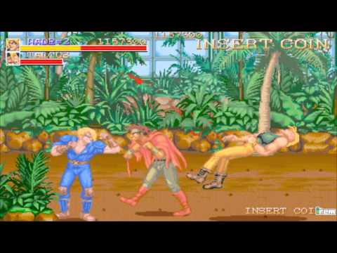 VIOLENT STORM ARCADE GAME PLAY ONE CREDIT ALL
