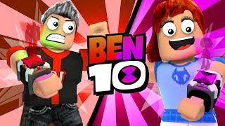 ALBEDO VS GWEN 10 IN ROBLOX!! (Ben 10 Arrival Of Aliens) /w DefildPlays