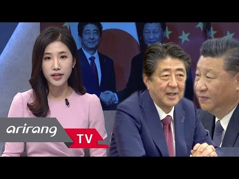 [The Point : World Affairs] Ep.22 - The background behind improving Sino-Japan relations