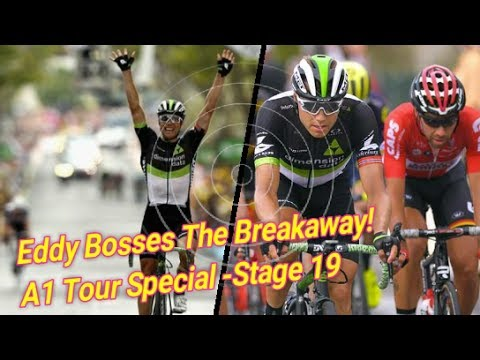 Tour De France Stage 19 - Boasson Hagen Wins - Team Sky in Cruise Control| A1 Special