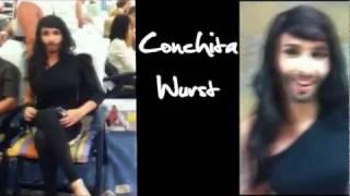 """Conchita Wurst """"die Wurst Hat Kein Ende"""" #1; La Donna, U4 Und Oktoberfest 2011"""