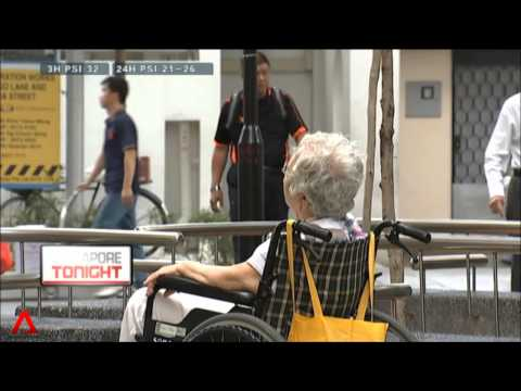 SINGAPORE: Factors to make ageing a success