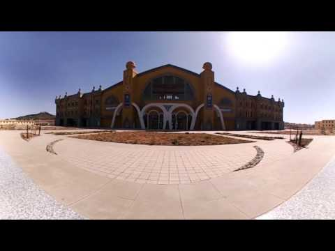 360-degree video: Chinese Vision Builds On A Historic African Rail Line