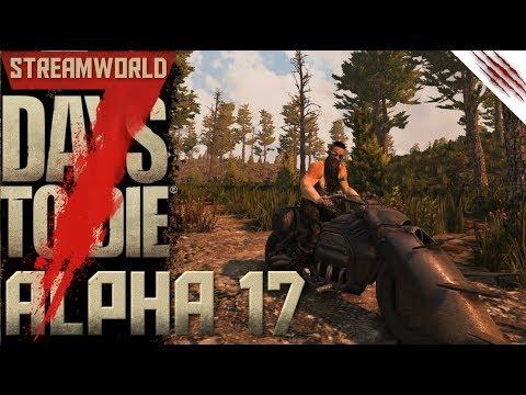7Days To Die | Alpha 17 | Es geht mit der Experimental los | German Gameplay