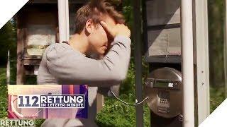 Handysüchtig? Er kann nicht ohne sein Handy! | 2/2 | 112 - Rettung in letzter Minute | SAT.1 TV