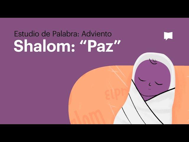 Shalom - Paz