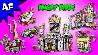Every Lego ANGRY BIRDS Set - Complete Collection!