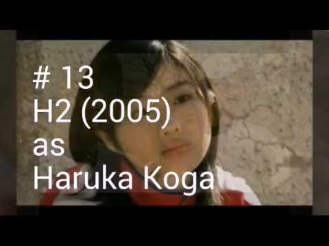 13 Ishihara Satomi Dramas until April 2017