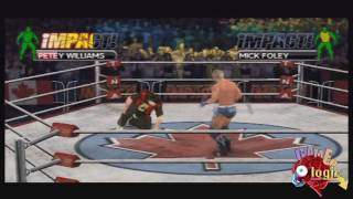 TNA Impact: Cross The Line Review (PSP)