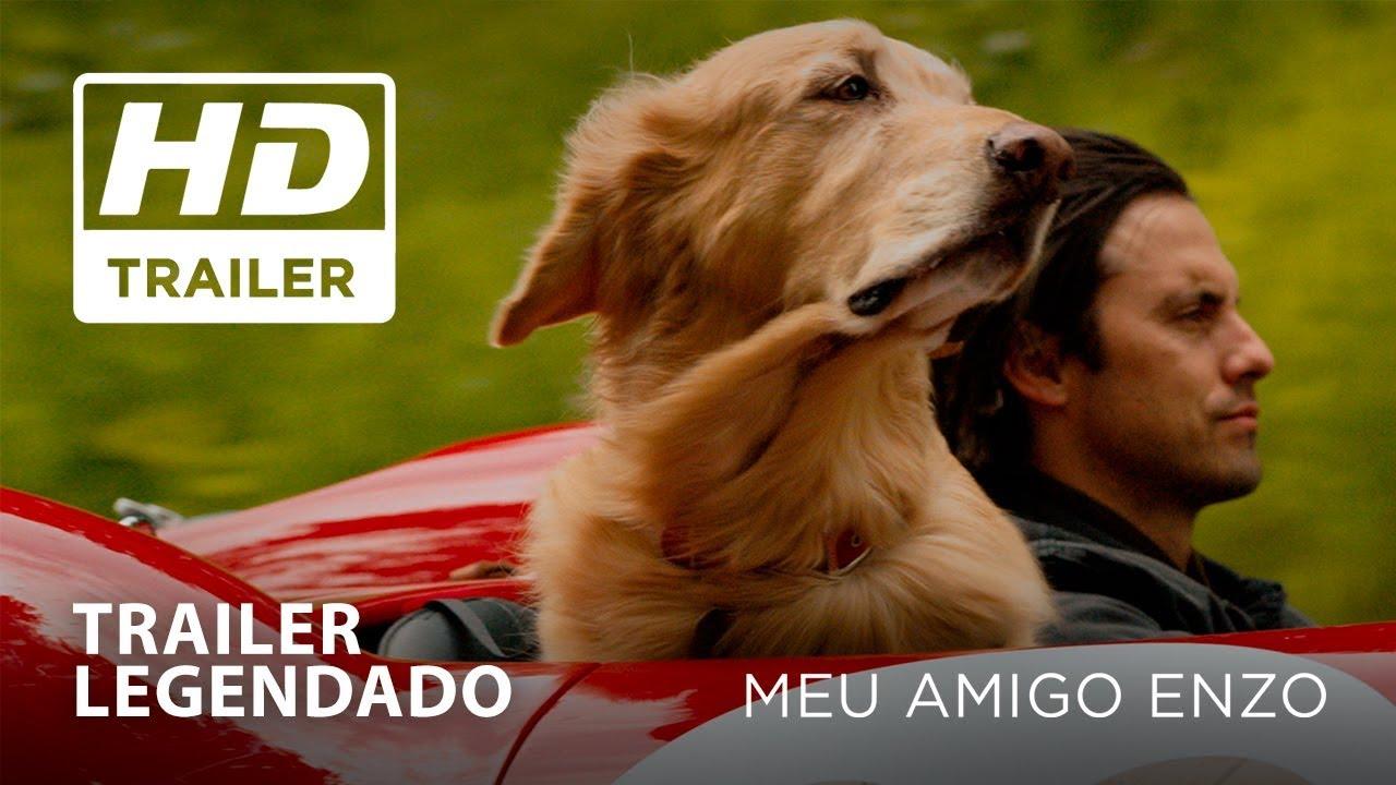 Meu Amigo Enzo | Trailer Oficial | Legendado HD