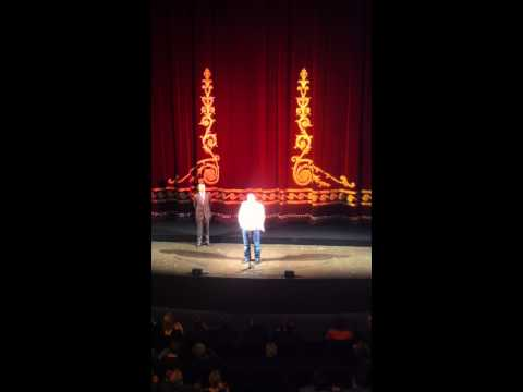 Edinburgh Film Festival  John Michael McDonagh ducing THE GUARD.