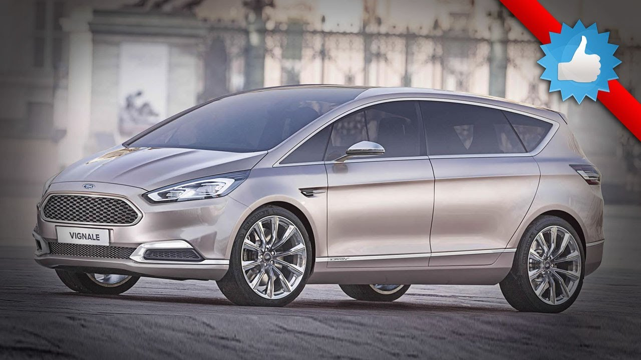 2015 ford s max vignale concept revealed youtube. Black Bedroom Furniture Sets. Home Design Ideas