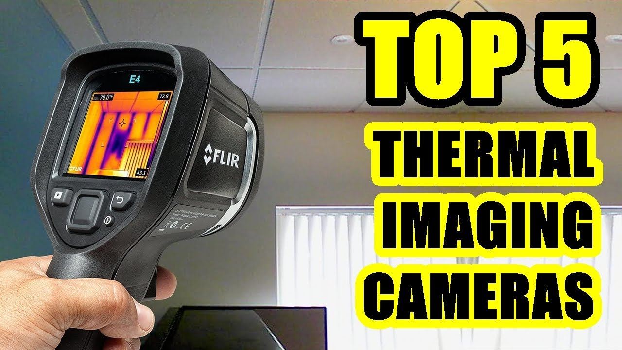 TOP 5: Best Thermal Imaging Camera for Home Inspection 2021
