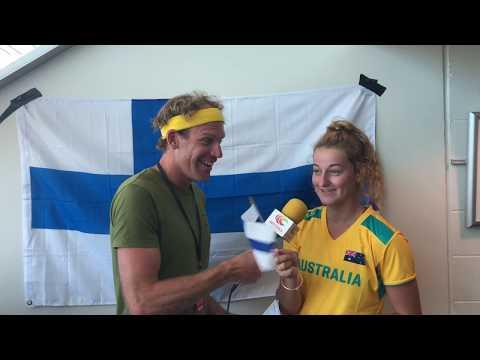 🇫🇮The Finnish Line - Camryn Newton-Smith (Heptathlon)