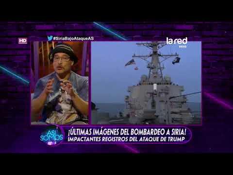 Siria ya habría derribado 13 misiles durante ofensiva militar de Estados Unidos