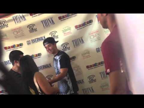 jake miller meet and greet 2014