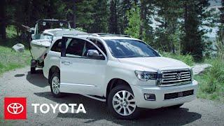 2020 Sequoia Overview | Toyota