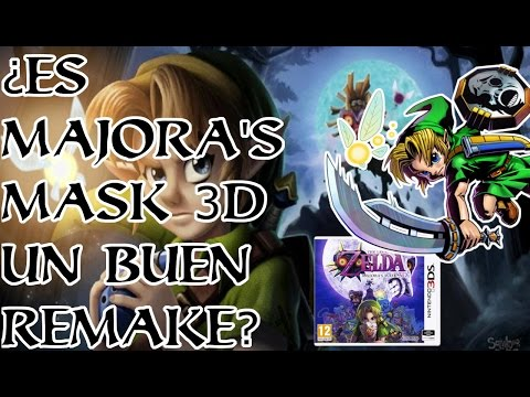 ¿Es Majora's Mask un buen Remake?