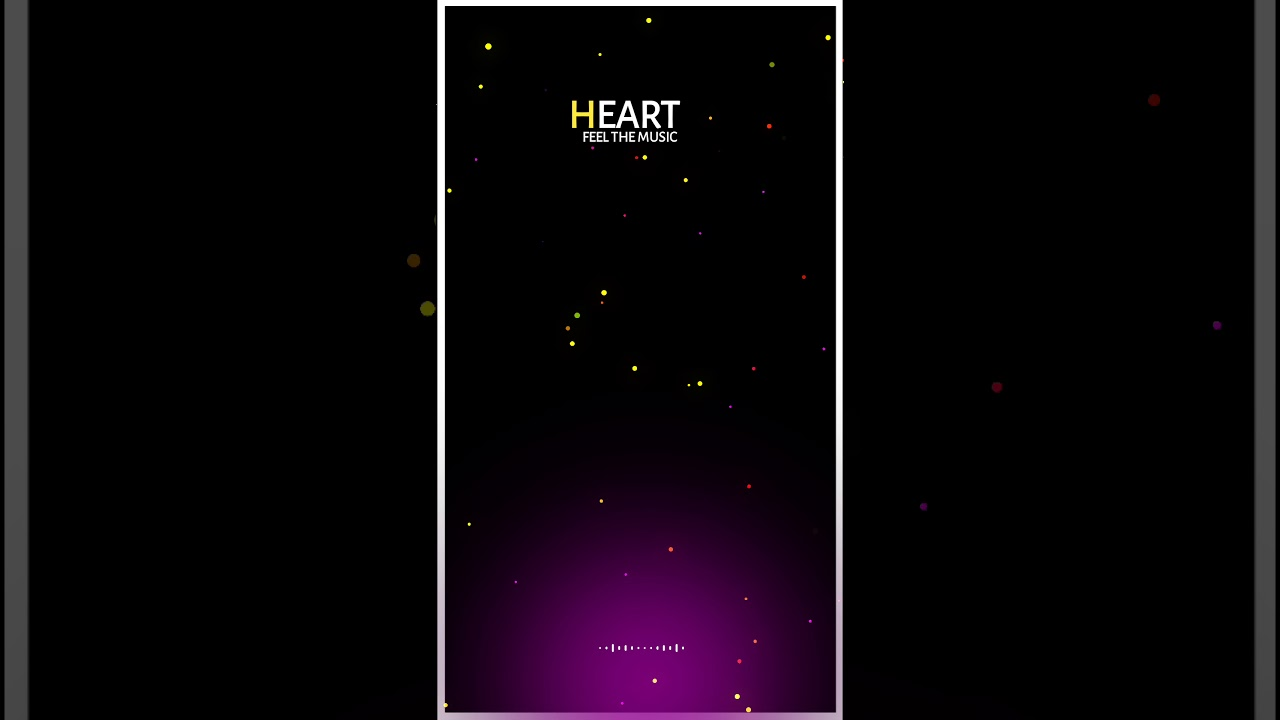 New Love Full Screen Template For Avee Player Or Kinemastar App 2020!!Template Link In Description👇