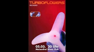 "Turboflowers  ""nothing left to say"""