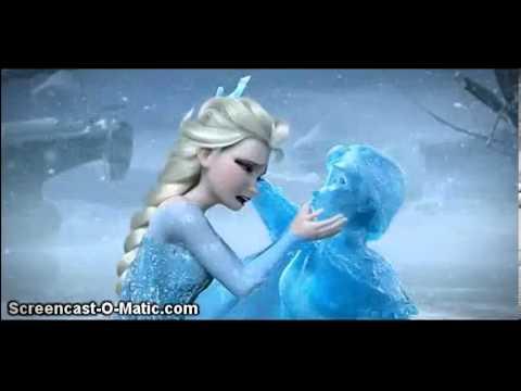 Frozen- Let her Go by Passenger