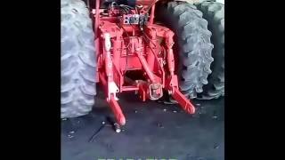 Новая сельхоз навеска трехточечная для мощных тракторов от Бравалюр