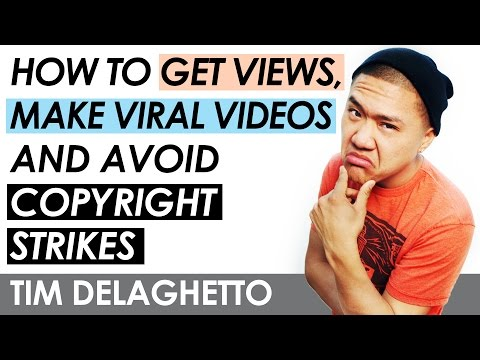 Tim Delaghetto Interview on How to Get Views, Viral Videos and Avoiding Copyright Issues