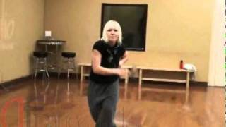 Intermediate Hip Hop Dance Class at DF Studio in Salt Lake City Utah