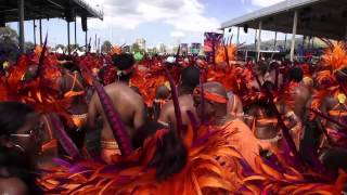 TRINIDAD CARNIVAL TUESDAY FANTASY CARNIVAL 2015