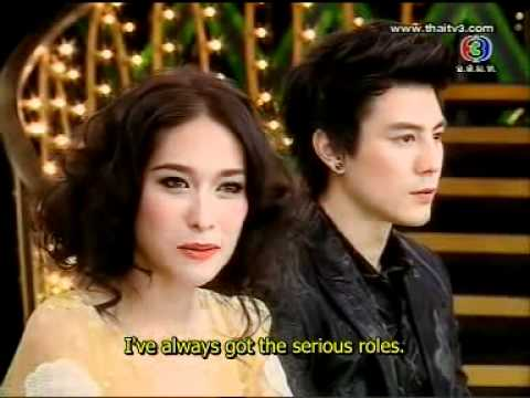 [ENG SUB] Dome and Ploy in Ratree Samosorn 1/3: Talking about Rak Mai Mee Wan Tai (Love Never Dies)