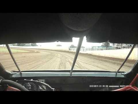 Shawn Kraft 12j hot laps Fayette County Speedway 7/26/17