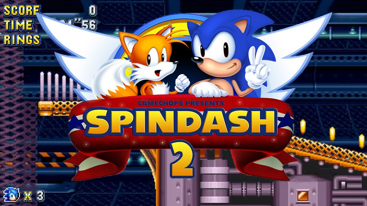SPINDASH 2 🎵 DJ SuperSonic ► Flying Fusion (Sonic the Hedgehog Remix  Album) - GameChops