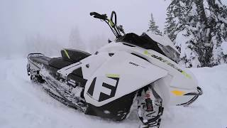 STV 2018 - Jacob Travers, Ski-Doo Mountains