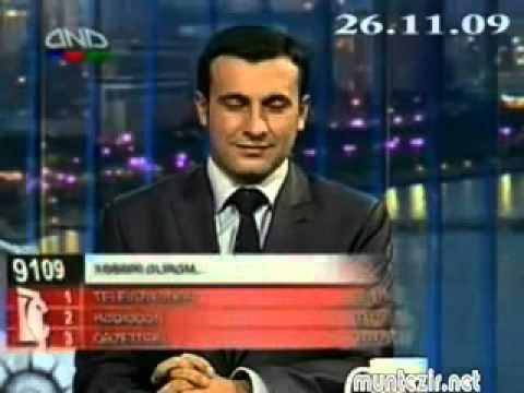 ANS Kanalindan Gulmeli Epizodlar Funny Azerbaijan TV Channel Moments