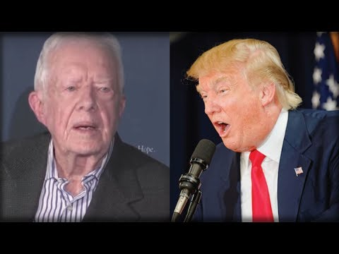 HE FLIPPED: WHAT JIMMY CARTER JUST SAID ABOUT DACA WILL MAKE TRUMP'S JAW DROP