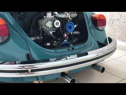AMR500 Supercharger 1600cc VW Beetle Engine Drag Racing | FunnyDog TV