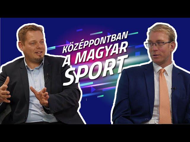 Magyarország sporthelyzetéről és sportpolitikájáról | Jövő TV