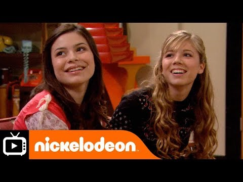 iCarly | Fish Feeder | Nickelodeon UK