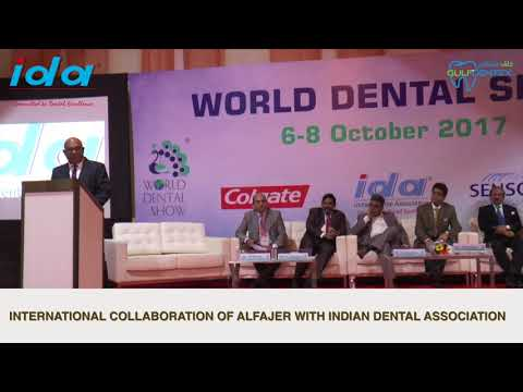 INTERNATIONAL COLLABORATION OF ALFAJER  WITH INDIAN DENTAL ASSOCIATION | Gulf Dentex, Abu Dhabi
