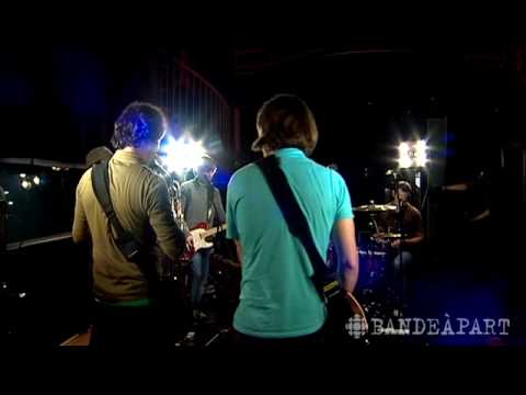 Les Trois Accords - Caméra vidéo (Sessions Bande à part)