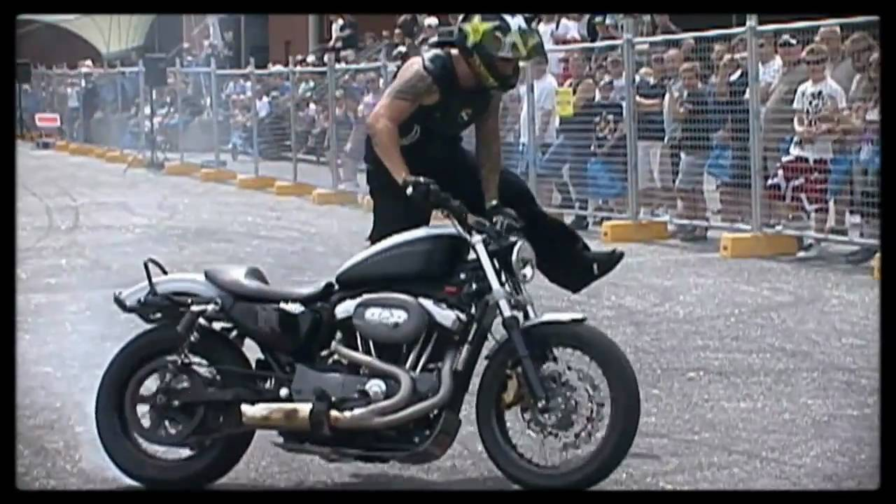 FSF presents HARLEY STUNTS AT THE EXPO music BLISS N ESO ...