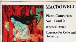 Macdowell Pian Concerto No 1 in A minor Op 15 Maestoso   Allegro con fuoco Stephen Prutsman