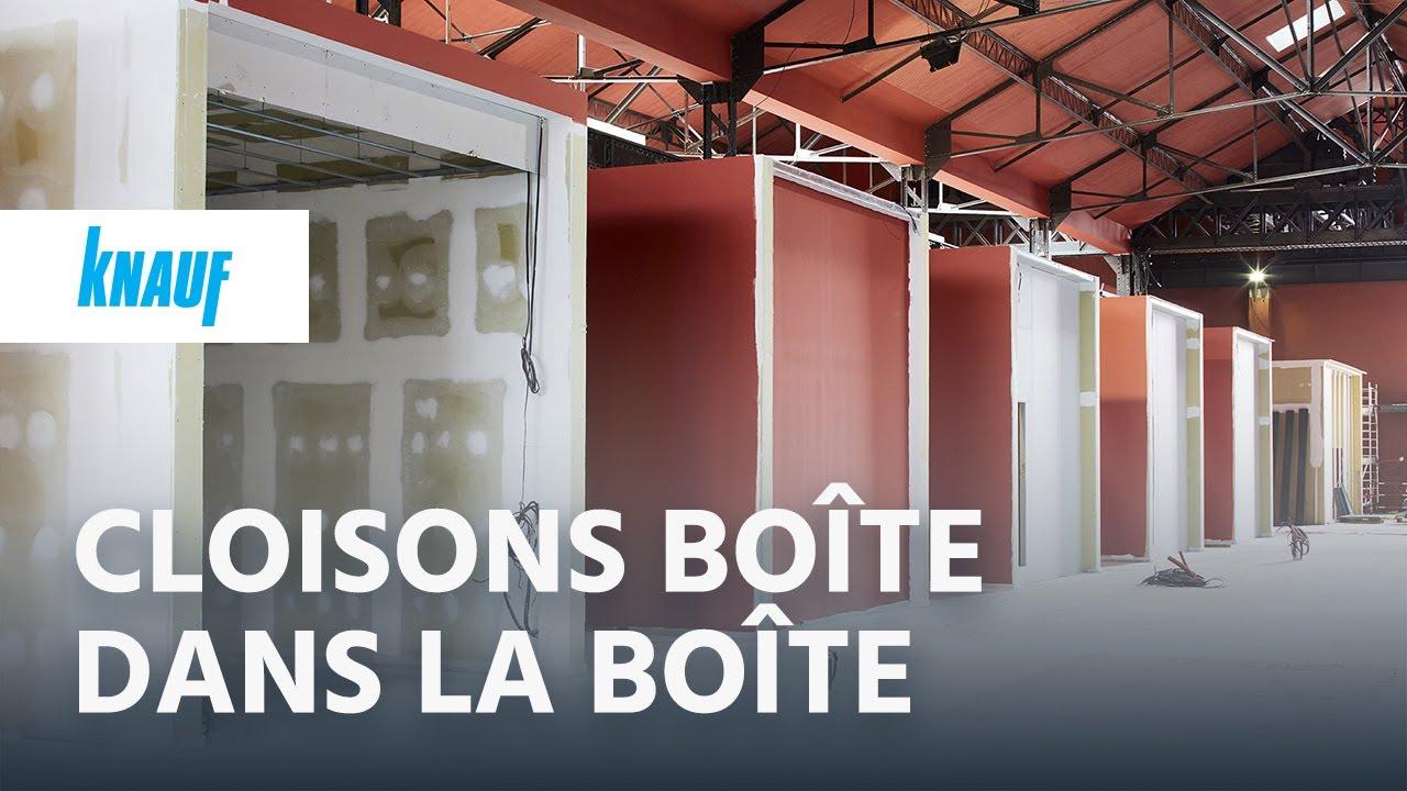 Boite Dans La Boite Presentation Du Concept De Cloisons Pre