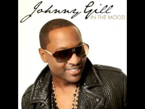 """JOHNNY GILL """"In the mood"""""""