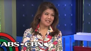 Imee wants peace with Fariñas, references