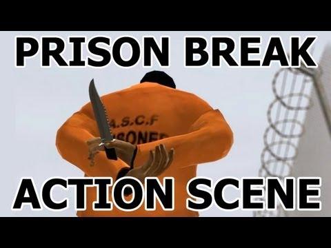 GTA IV Prison Break: Action Scene [3/15]