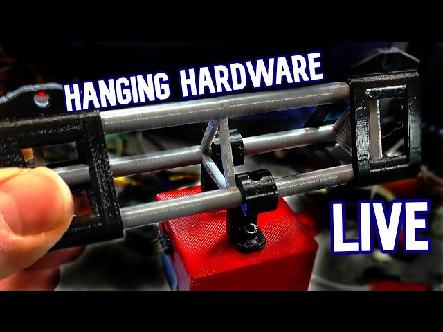Hanging Hardware and Truss [Demilight LIVE]
