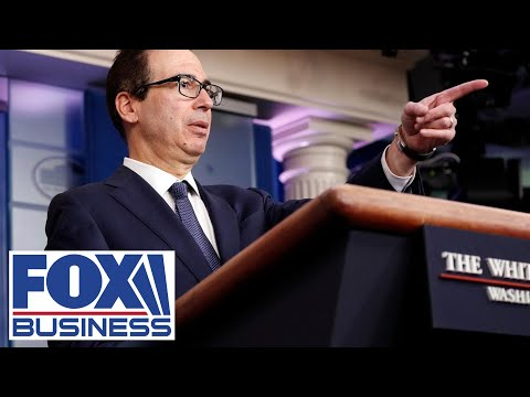 Mnuchin: Americans should receive paychecks within two weeks