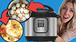 Download 7 of the BEST Instant Pot Recipes FOR SUMMER! TURN OFF THE OVEN!