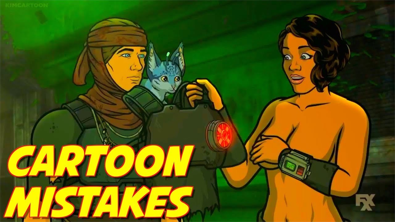 Download Archer Mistakes | Archer 1999 - Season 10 | Space Pirates